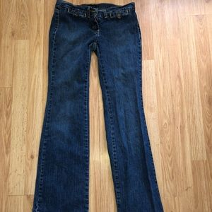 The Limited boot flare jeans.